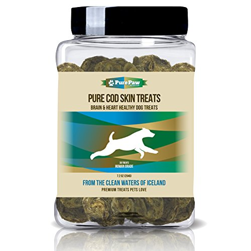 Pure Organic Fish Dog Treats
