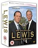 Lewis - Series 1-5 Complete [DVD]