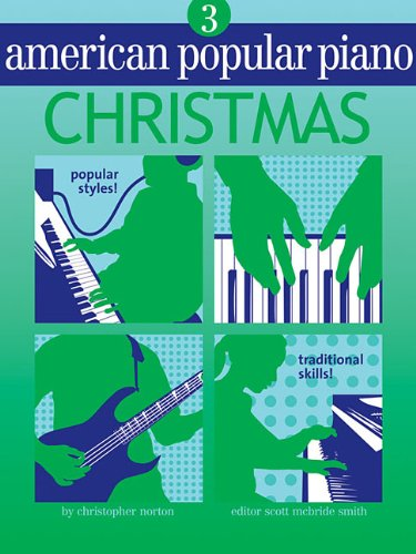 American Popular Piano - Christmas: Level 3 (Girl