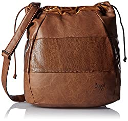 Baggit Women's Handbag (Caramel)