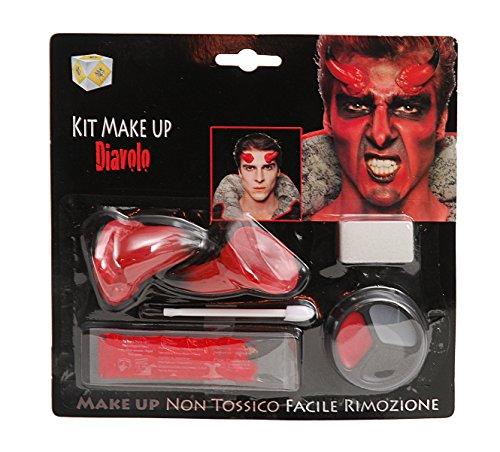 Boland 45082 - Make-Up Kit Trucchi Diavolo