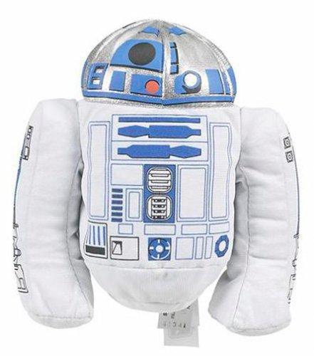 R2D2 - Star Wars Saga Buddies Beanie Plush