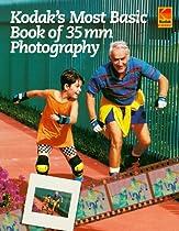 KODAK's Most Basic Book Of 35MM Photography