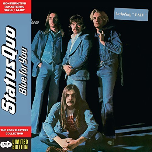 Blue for You- Paper Sleeve-CD Deluxe Vinyl Replica-Import by Status Quo (2015-04-07)