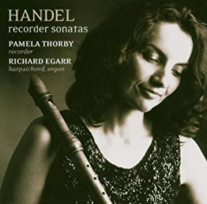 Handel - Recorder Sonatas