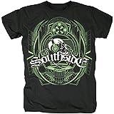 SOUTHSIDE Festival - 2010 Skull Headphones - T-Shirt - Größe Size S
