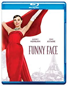 Funny Face [Blu-ray] [Import]
