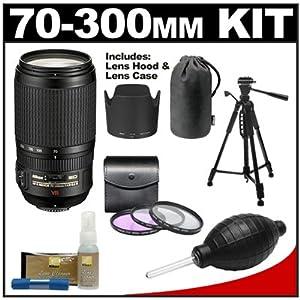 Nikon 70-300mm f/4.5-5.6G ED IF AF-S VR Digital SLR Zoom Lens