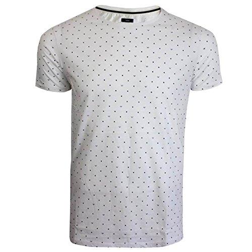Armani Jeans Short Sleeve Crew Neck T-Shirt - A6H90 BA
