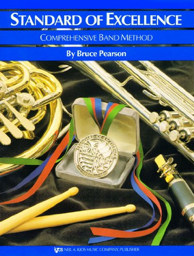 W22FL - Standard of Excellence Book 2 Book Only - Flute (Standard of Excellence - Comprehensive Band Method)