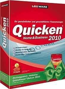 Quicken Home & Business 2010 (Version 17.00)