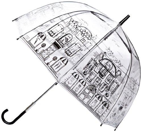 Lulu Guinness by Fulton LG Birdcage Women's Umbrella