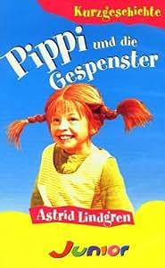 Pippi Langstrumpf - (5) Pippi und die Gespenster [VHS]