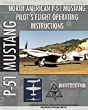 Image of P-51 Mustang Pilot's Flight Operating Instructions