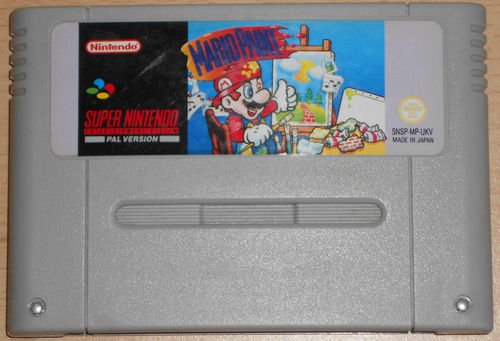 Mario Paint - SNES - PAL - CARTRIDGE ONLY