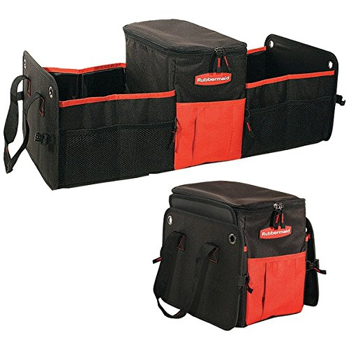 Rubbermaid Mobile 3321-20 Cargo Cooler Organizer (Travel Cooler Rubbermaid compare prices)