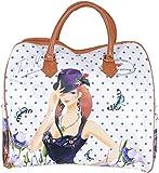 Liana Tote Bag (White)