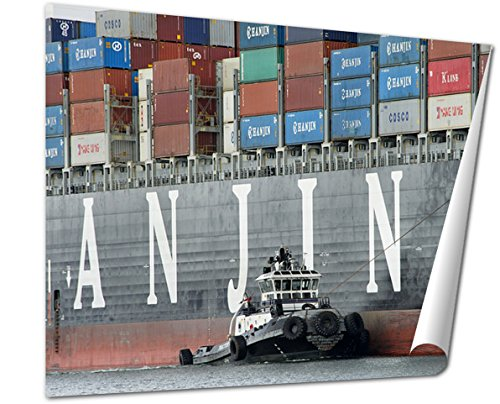 ashley-giclee-tugboat-zfour-assisting-hanjin-united-kingdom-to-maneuver-out-of-the-port-of-20x25-pri