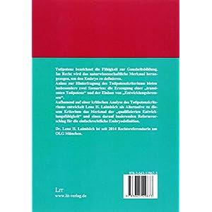 Totipotenz: Kritik eines normativen Kriteriums im Lichte neuer entwicklungsbiologischer Er