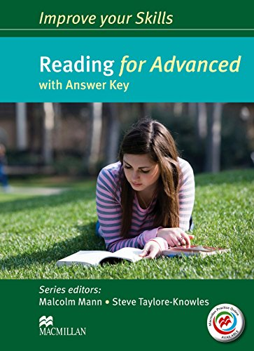 IMPROVE SKILLS ADV Reading +Key MPO Pk (Cae Skills)