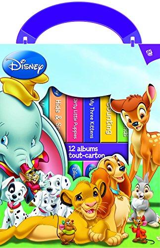 Disney Bebes Animaux - Ma Premiere Bibliotheque