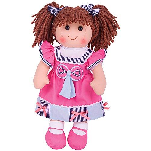 Bigjigs Toys Emma 38cm poupée
