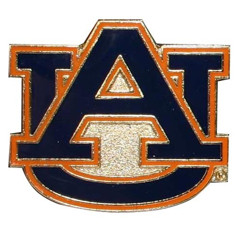 NCAA Auburn Tigers Logo Pin at Amazon.com