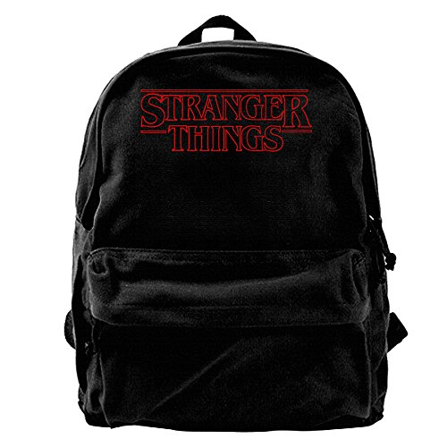 Stranger Things Outdoor One Size Drawstring Bag
