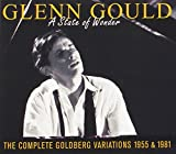 Image of Glenn Gould: A State of Wonder - The Complete Goldberg Variations 1955 & 1981
