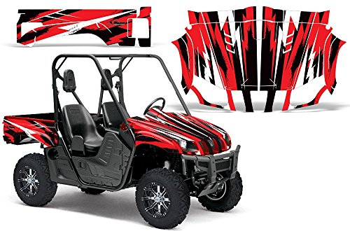 2004-2013-Yamaha-Rhino-450660700-AMRRACING-SXS-Graphics-Decal-KitAttack-Red