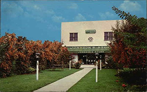Johnson's Department Store Haddonfield New Jersey