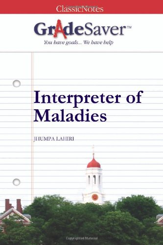 "interpreter of maladies essay prompts List of writing prompts 1 characters do what they do because of their various motivations and desires interpreter of maladies "" (lahiri, 1999."