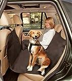 Bild: Hunde Autoschondecke Autositzschondecke Schondecke Autositzdecke Hundedecke Rücksitzdecke PKW 162 x 132 cm