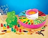 Nostalgia GCM600 Giant Gummy Bear and Gummy Candy Maker