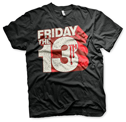 Officially Licensed Merchandise Friday The 13th Block