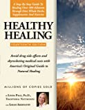 9781884334979: Healthy Healing 14th Edition