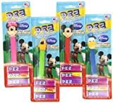 Pez C and y Inc C and y, Disney Asst, Blister, 0.87-Ounce (Pack of 6)