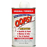 Homax Group Inc 710755 OOPS All-Purpose Remover And Cleaner