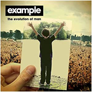 Example -The Evolution of Man (Exclusive Signed Copy)