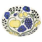 Arabia アラビア フィンランド北欧食器 パラティッシ PARATIISI COLORED 64 1180 008941 8 フラットプレート 皿 21cm 並行輸入品