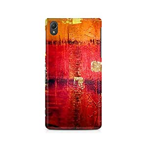 Mobicture Eyes Premium Designer Mobile Back Case Cover For Sony Xperia Z2 L50W