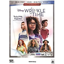 A Wrinkle In Time [Blu-ray]