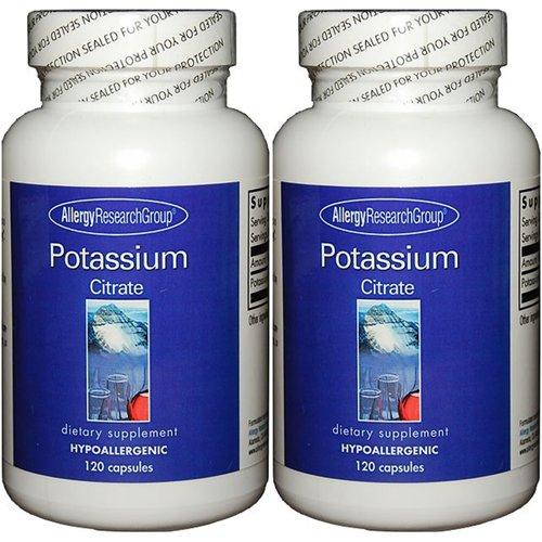 Allergy Research Group - citrate de potassium 99
