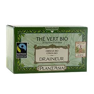 Plantasia - Thé biologique Draineur