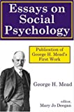 Essays on Social Psychology