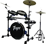 Traps Drums A400 Portable Acoustic Drum Set