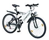 "MOUNTEC ATB-Bike 26"" 21-Gang-Kettenschaltung Full-Suspension"