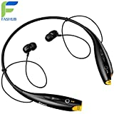 #6: Fashub Sports Bluetooth Headset Headphones Compatible with Samsung, Motorola, Sony, Oneplus, HTC, Lenovo, Nokia, Asus, Lg,Oppo,Vivo, Coolpad, Xiaomi, Micromax and All Android Mobiles.