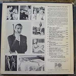 Leroy Holmes John Barry Monty Norman The Incredible
