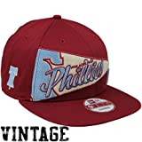 Philadelphia Phillies Hats : New Era Philadelphia Phillies OL Pennant Snapback Adjustable Hat - Maroon
